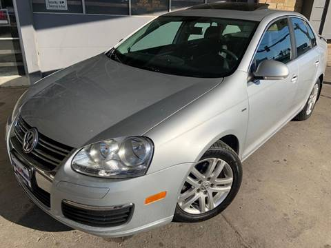 2007 Volkswagen Jetta Wolfsburg Edition for sale at Car Planet Inc. in Milwaukee WI