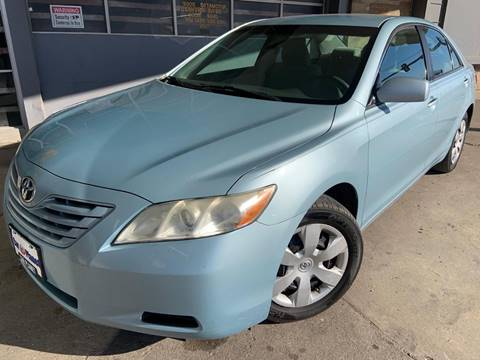 2009 Toyota Camry LE for sale at Car Planet Inc. in Milwaukee WI