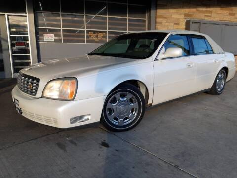 2002 Cadillac DeVille for sale at Car Planet Inc. in Milwaukee WI