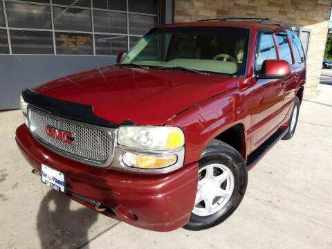 2001 GMC Yukon for sale at Car Planet Inc. in Milwaukee WI