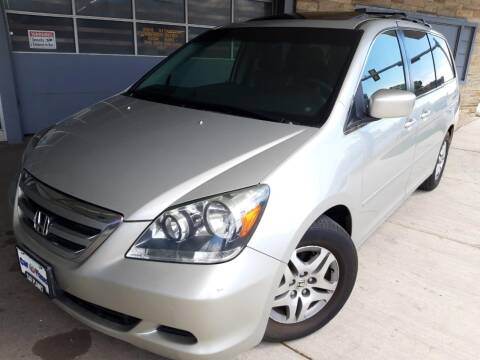 2005 Honda Odyssey for sale at Car Planet Inc. in Milwaukee WI