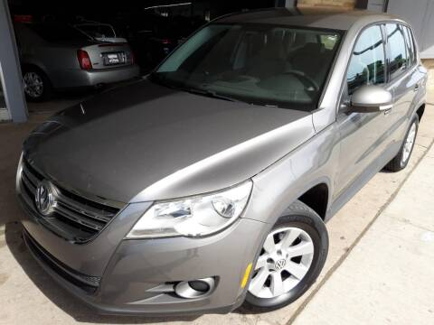 2009 Volkswagen Tiguan for sale at Car Planet Inc. in Milwaukee WI