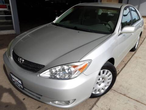 2003 Toyota Camry for sale at Car Planet Inc. in Milwaukee WI
