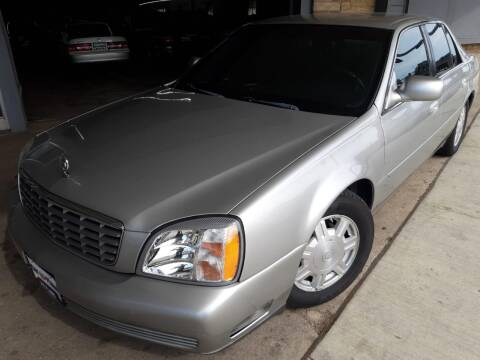 2005 Cadillac DeVille for sale at Car Planet Inc. in Milwaukee WI