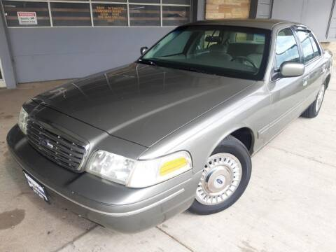 2001 Ford Crown Victoria for sale at Car Planet Inc. in Milwaukee WI