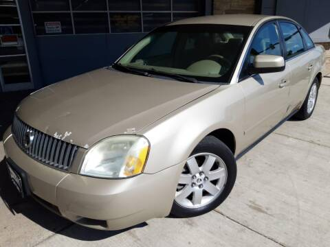 2005 Mercury Montego for sale at Car Planet Inc. in Milwaukee WI