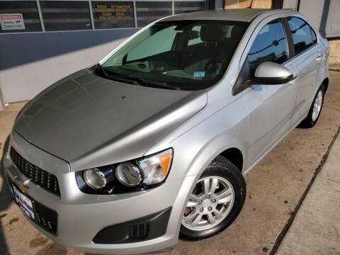 2013 Chevrolet Sonic for sale at Car Planet Inc. in Milwaukee WI