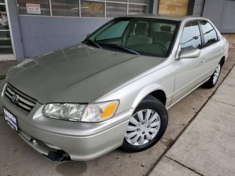 2001 Toyota Camry for sale at Car Planet Inc. in Milwaukee WI