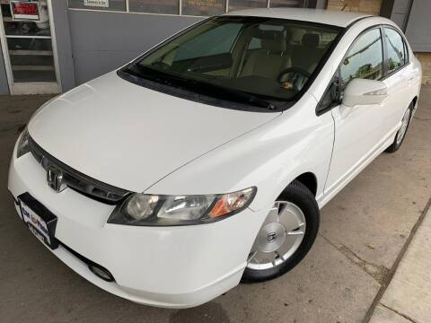 2007 Honda Civic for sale at Car Planet Inc. in Milwaukee WI