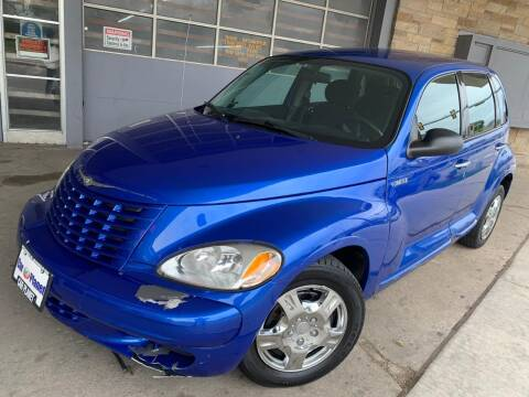 2004 Chrysler PT Cruiser for sale at Car Planet Inc. in Milwaukee WI
