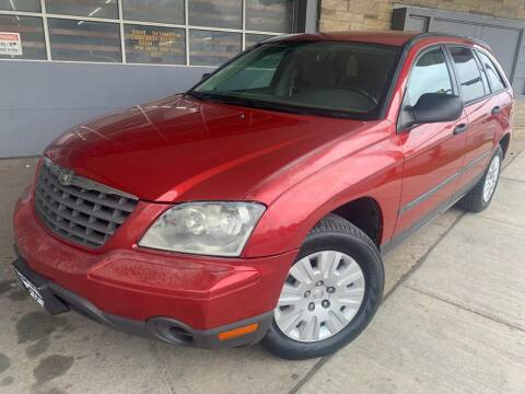 2006 Chrysler Pacifica for sale at Car Planet Inc. in Milwaukee WI