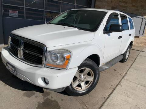2004 Dodge Durango for sale at Car Planet Inc. in Milwaukee WI