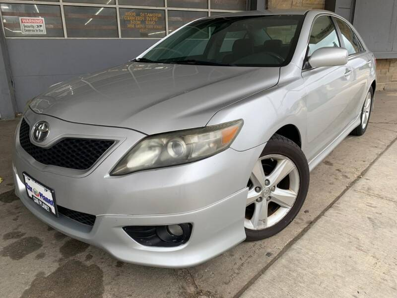 2010 Toyota Camry for sale at Car Planet Inc. in Milwaukee WI
