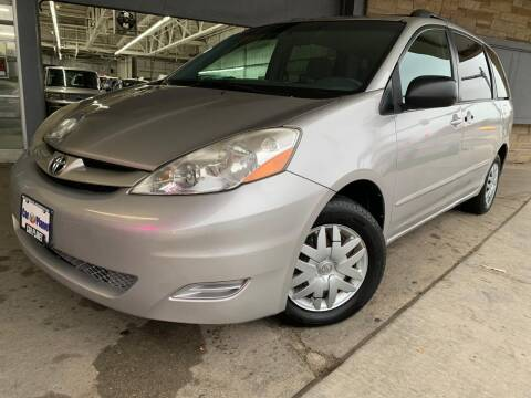 2006 Toyota Sienna for sale at Car Planet Inc. in Milwaukee WI
