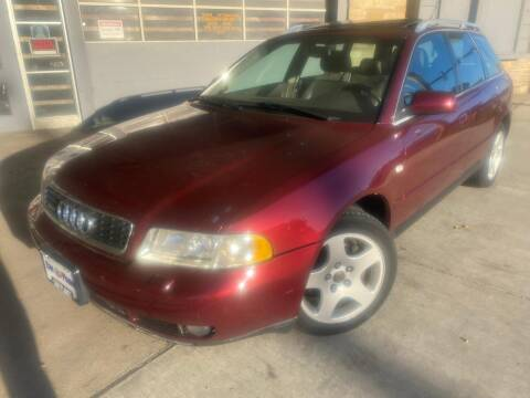 2001 Audi A4 for sale at Car Planet Inc. in Milwaukee WI