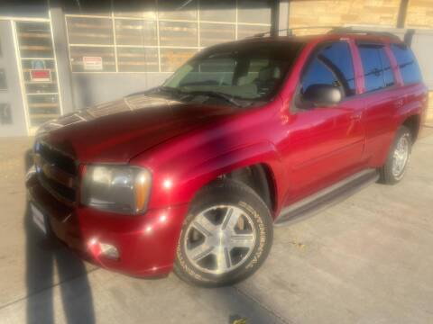 2007 Chevrolet TrailBlazer for sale at Car Planet Inc. in Milwaukee WI