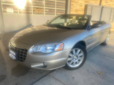 2004 Chrysler Sebring for sale at Car Planet Inc. in Milwaukee WI