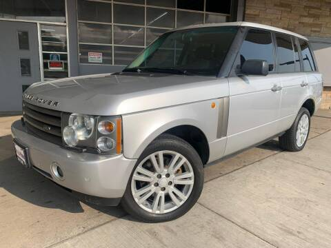 2004 Land Rover Range Rover for sale at Car Planet Inc. in Milwaukee WI
