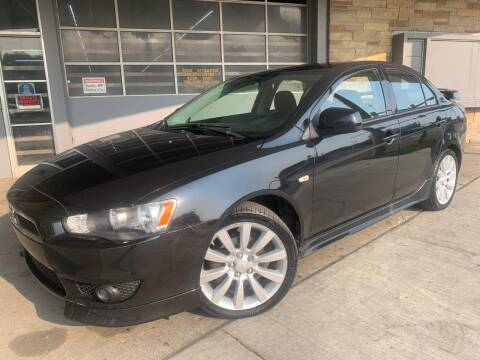 2008 Mitsubishi Lancer for sale at Car Planet Inc. in Milwaukee WI