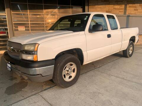 2004 Chevrolet Silverado 1500 for sale at Car Planet Inc. in Milwaukee WI