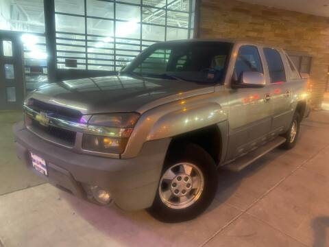 2002 Chevrolet Avalanche for sale at Car Planet Inc. in Milwaukee WI