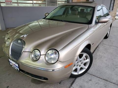 2005 Jaguar S-Type for sale at Car Planet Inc. in Milwaukee WI