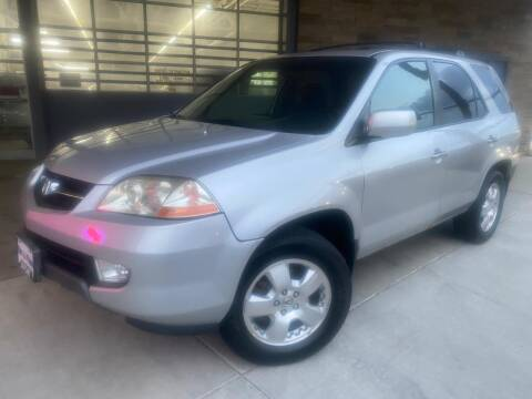 2003 Acura MDX for sale at Car Planet Inc. in Milwaukee WI