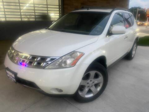 2004 Nissan Murano for sale at Car Planet Inc. in Milwaukee WI