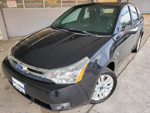 2008 Ford Focus for sale at Car Planet Inc. in Milwaukee WI