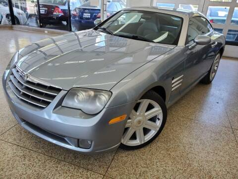 2004 Chrysler Crossfire for sale at Car Planet Inc. in Milwaukee WI