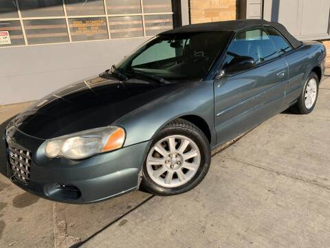 2006 Chrysler Sebring for sale at Car Planet Inc. in Milwaukee WI