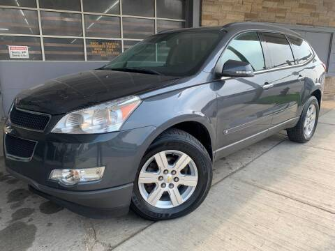 2010 Chevrolet Traverse for sale at Car Planet Inc. in Milwaukee WI