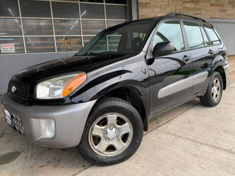 2003 Toyota RAV4 for sale at Car Planet Inc. in Milwaukee WI