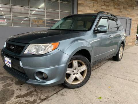 2009 Subaru Forester for sale at Car Planet Inc. in Milwaukee WI