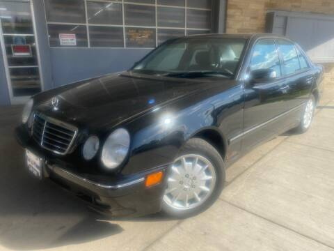 2000 Mercedes-Benz E-Class for sale at Car Planet Inc. in Milwaukee WI