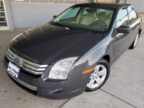 2007 Ford Fusion for sale at Car Planet Inc. in Milwaukee WI