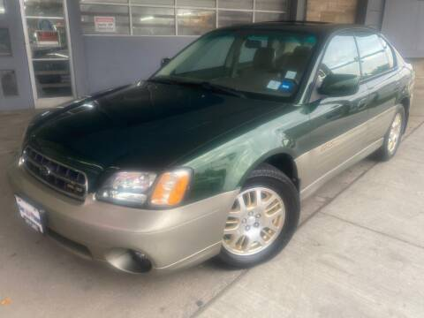 2002 Subaru Outback for sale at Car Planet Inc. in Milwaukee WI