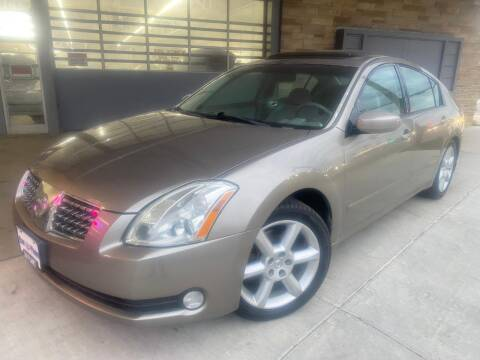 2006 Nissan Maxima for sale at Car Planet Inc. in Milwaukee WI