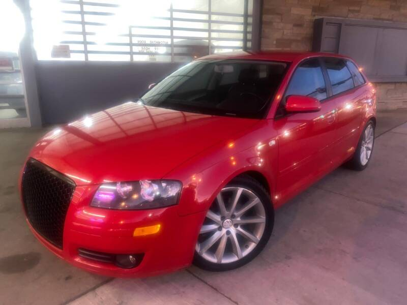2006 Audi A3 for sale at Car Planet Inc. in Milwaukee WI