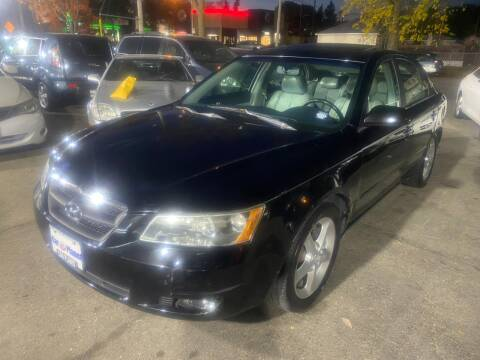 2006 Hyundai Sonata for sale at Car Planet Inc. in Milwaukee WI