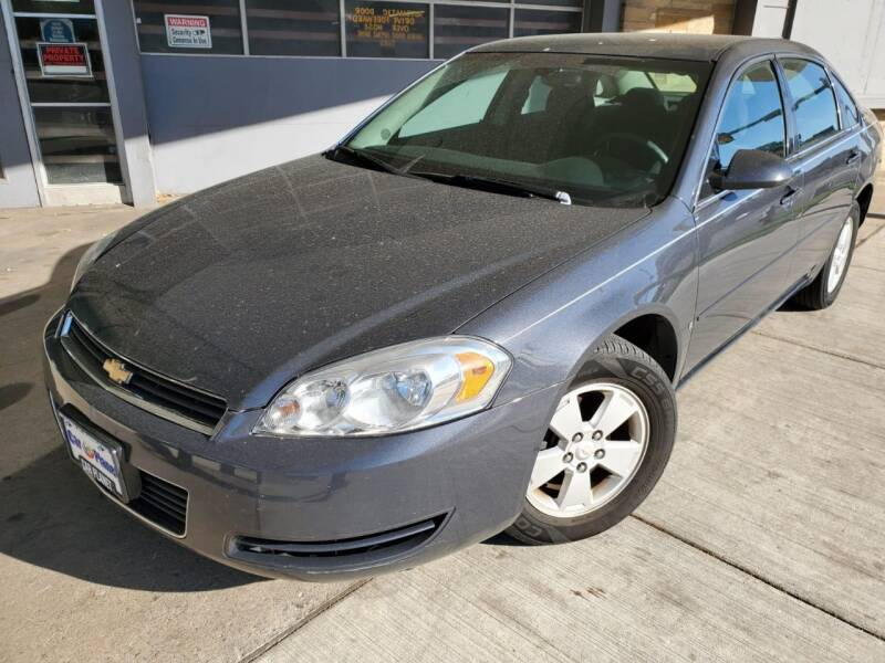 2008 Chevrolet Impala for sale at Car Planet Inc. in Milwaukee WI