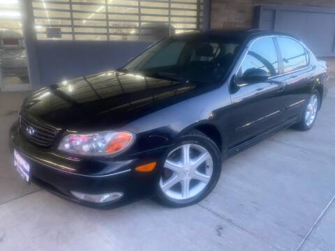 2004 Infiniti I35 for sale at Car Planet Inc. in Milwaukee WI