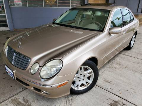 2004 Mercedes-Benz E-Class for sale at Car Planet Inc. in Milwaukee WI