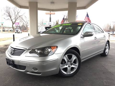 2005 Acura RL for sale in Milwaukee, WI