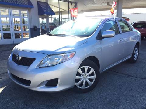 2010 Toyota Corolla for sale in Milwaukee, WI