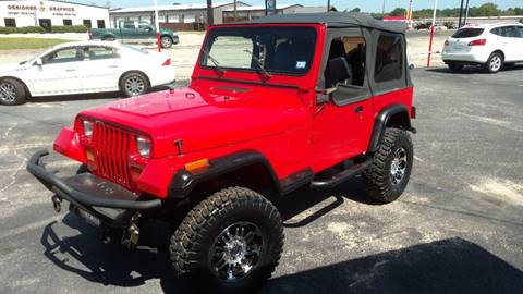 1992 Jeep Wrangler for sale in Tyler, TX
