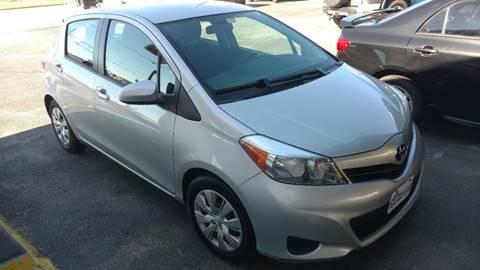 2014 Toyota Yaris for sale in Tyler, TX