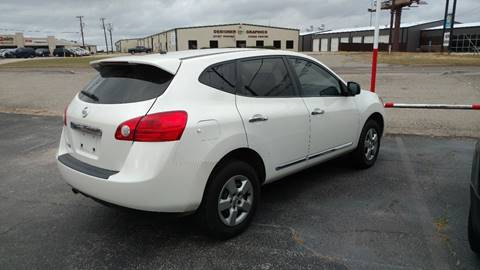 2012 Nissan Rogue for sale in Tyler, TX