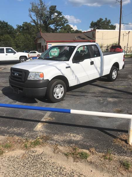 2007 Ford F 150 Stx In Tyler Tx Geaux Texas Auto Truck Sales