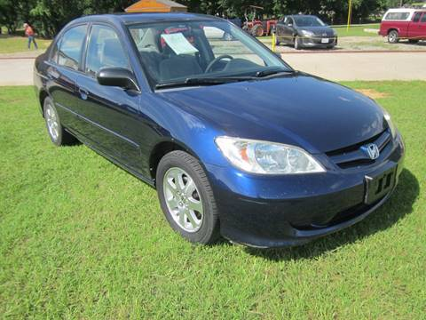 2005 Honda Civic for sale in Tyler, TX
